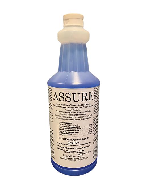 Assure Surface Cleaner, 32oz-Quart