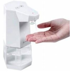 Touchless, Automatic Sanitizer Dispenser