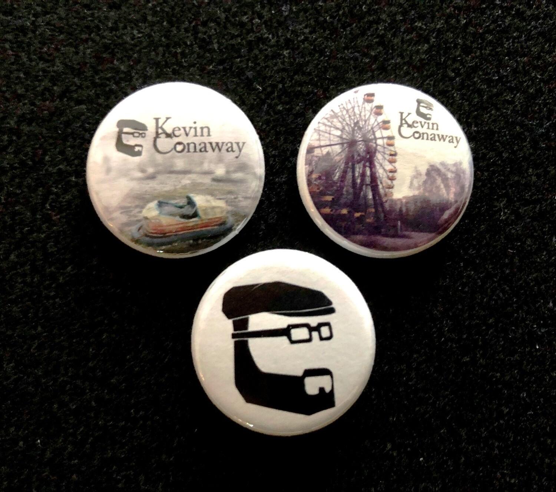 Pins (set of 3)