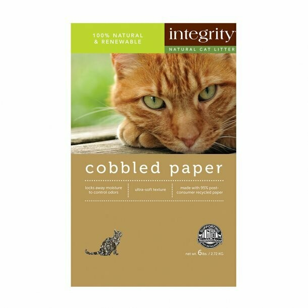Integrity Cobble Paper Litter 6#