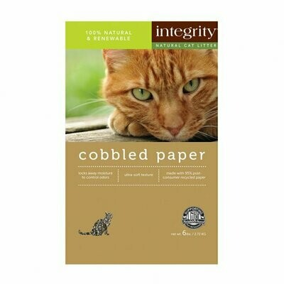 Integrity Cobble Paper Litter 6#