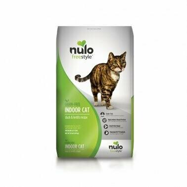 Nulo Duck & Lentils  Dry Cat Food 12#