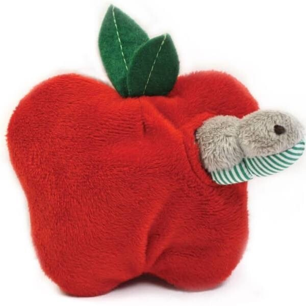 Petlink Hide&Peek Apple Caterpillar