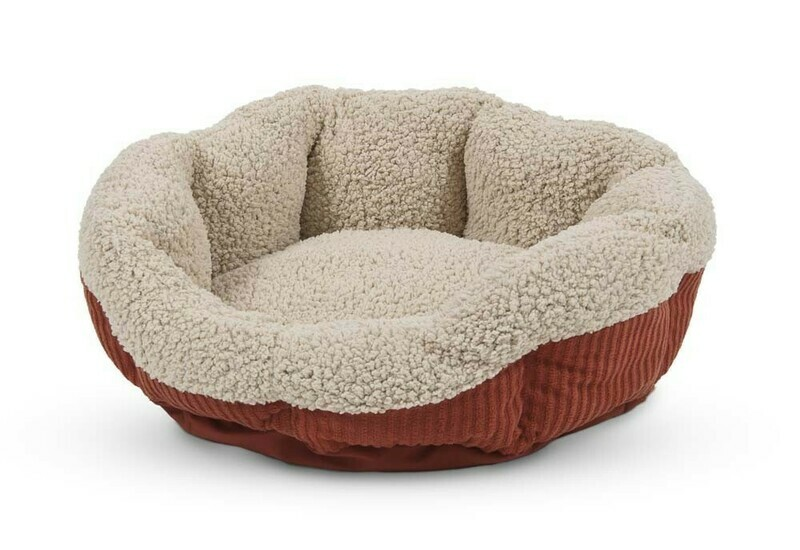 Aspen Self Warming Cat Bed 19in
