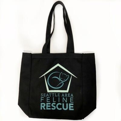 SAFe Rescue Logo Tote
