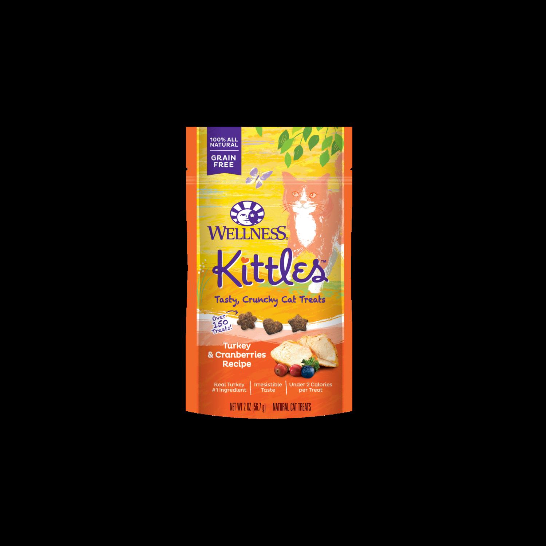 Wellness Kittles Turkey Cranberry Treats
