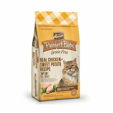 Merrick Purrfect Bistro Adult Dry Cat Food 12#