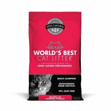 World's Best Multi Cat Litter 14#