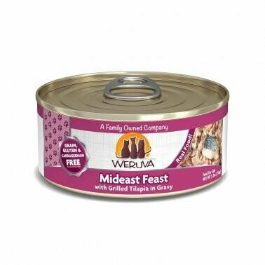 Weruva Mideast Feast 5.5oz