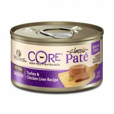 Wellness CORE Kitten Pate 3oz