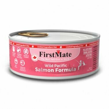 FirstMate LID Wild Pacific Salmon 5.5z
