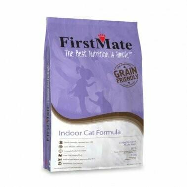 First Mate Indoor Cat Food 13.2#