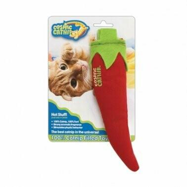 Cosmic Catnip Red Pepper Toy