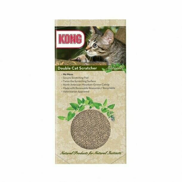 Kong Double Cat Scratcher