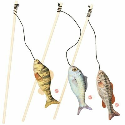 Gone Fishin' Wand Toy