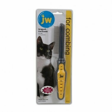 JW GripSoft Cat Comb