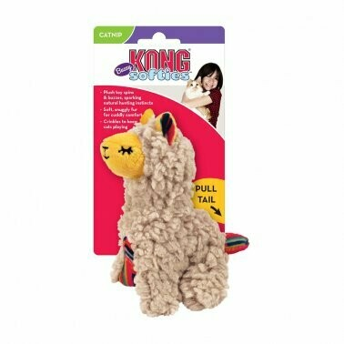 Kong Softees Buzzy Llama