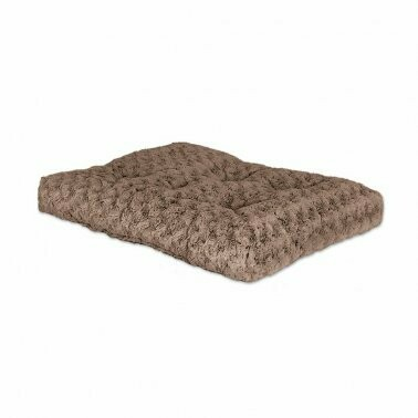 Quiet Time Bed - Mocha Swirl LG
