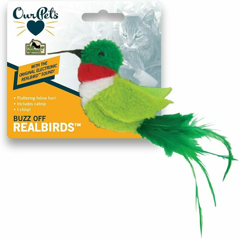 Buzz Off Hummingbird Toy