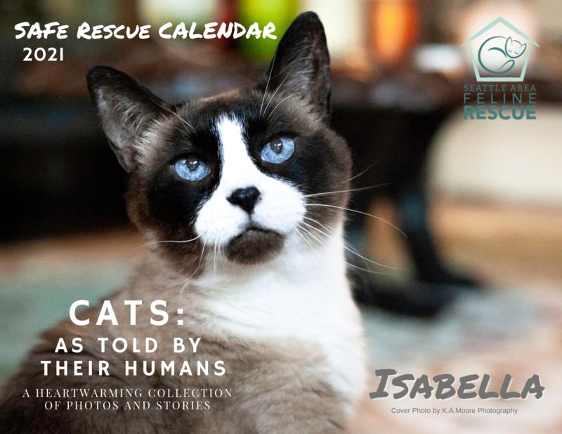 SAFe Rescue Calendar 2021