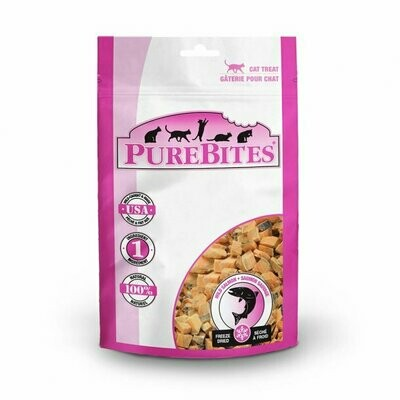 PureBites Salmon Cat Treats