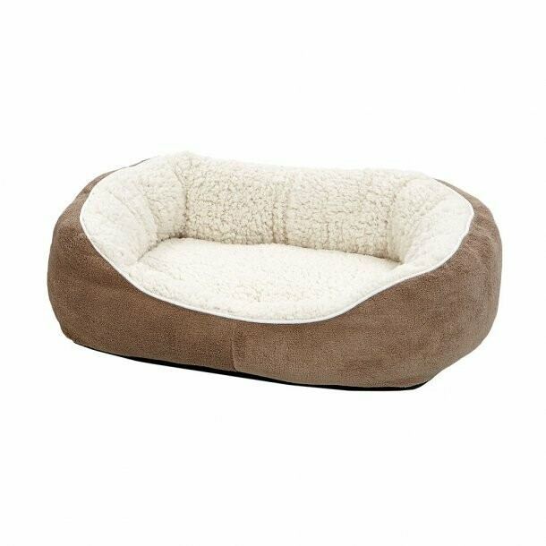 MidWest Cuddle Bed - Taupe