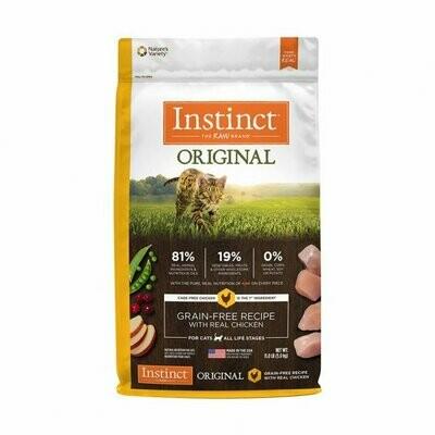 Instinct Grain-Free Chicken Cat Food 11#