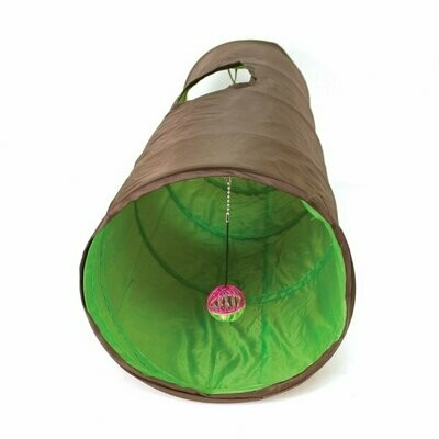 Nylon Cat Fun Tunnel