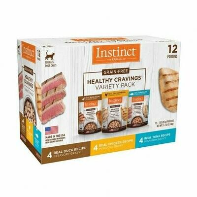 Instinct Healthy Cravings Variety Pack