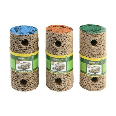 Cat Scratch Roller Toy