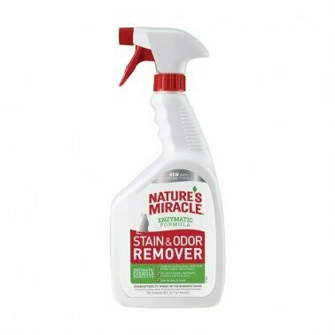 Nature's Miracle Stain And Odor Remover for Cats