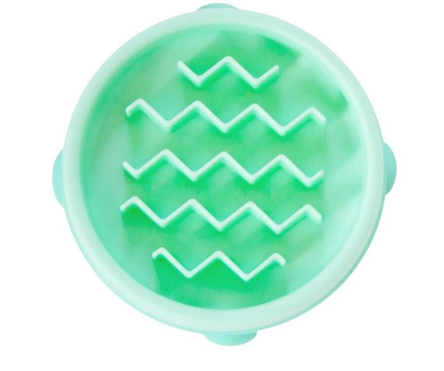 Fun Feeder Slo-Bowl - Mint