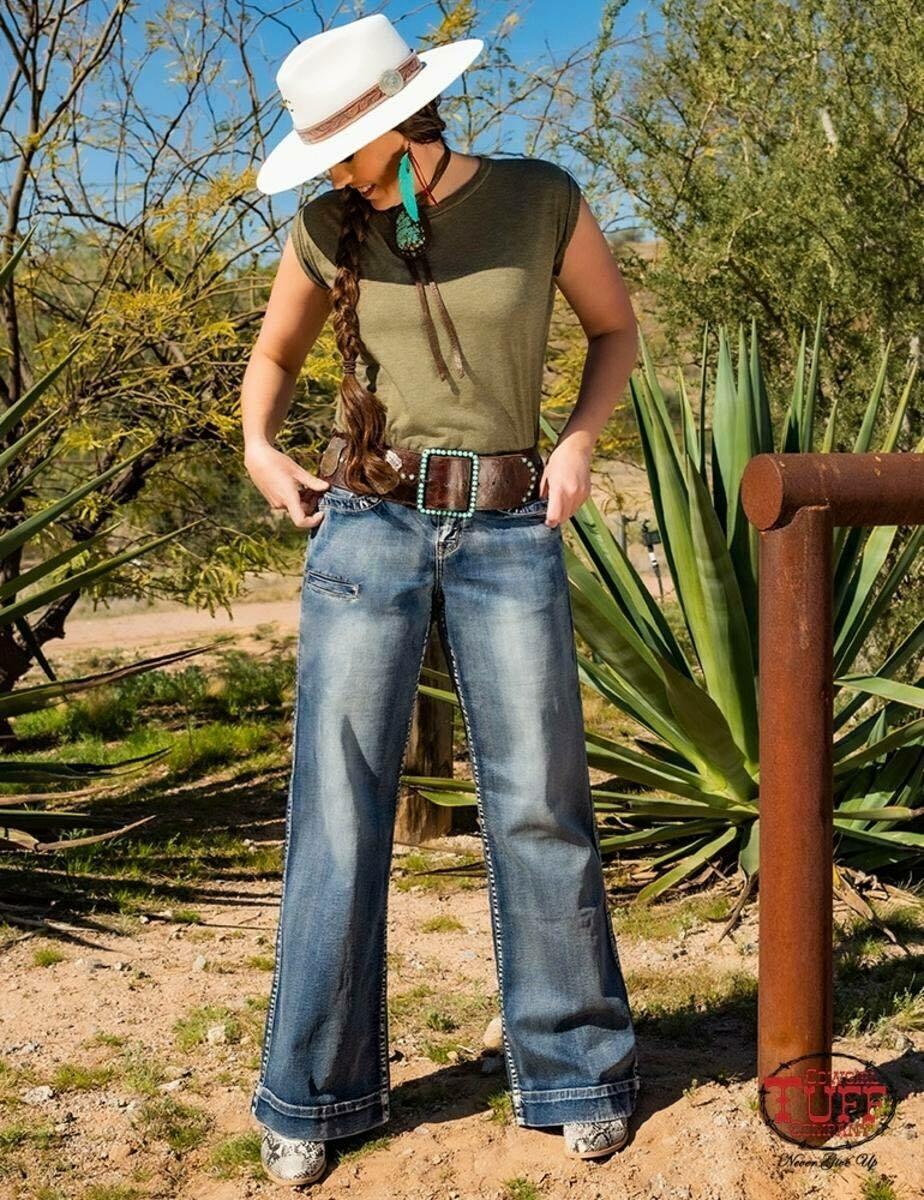 Cowgirl Tuff Jeans- Breathe