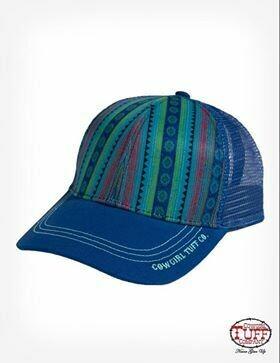 Rainbow Aztec Ball Cap