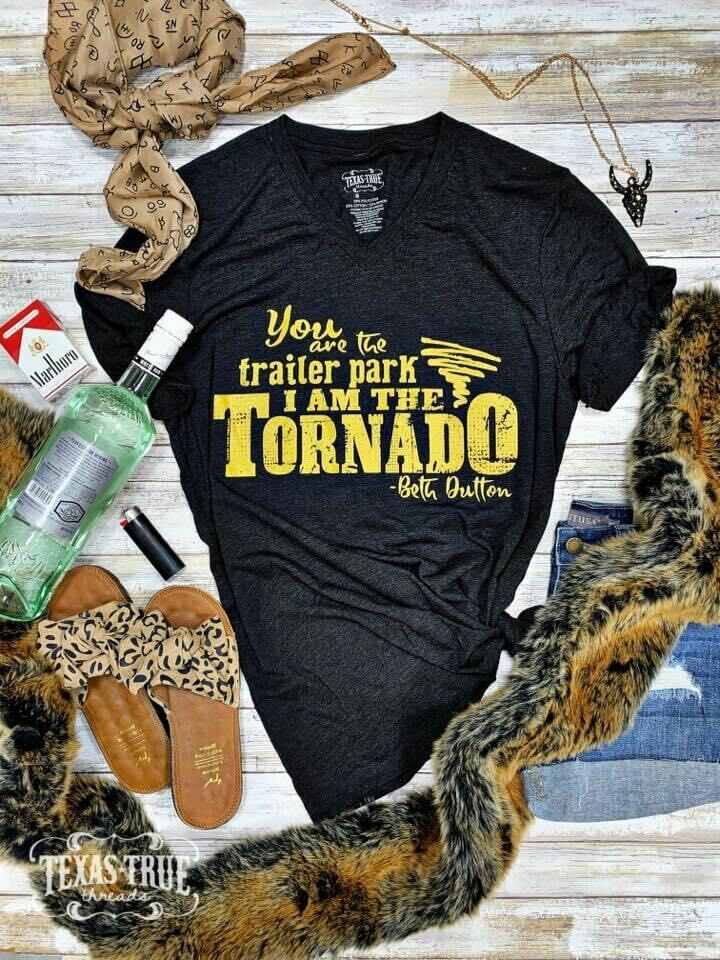 I'm the Tornado Tee