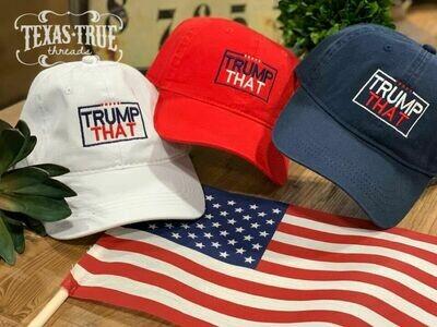 Trump That Cap