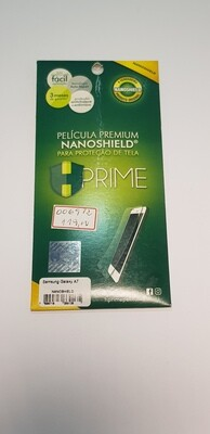 Película HPrime Galaxy a7 NanoShield