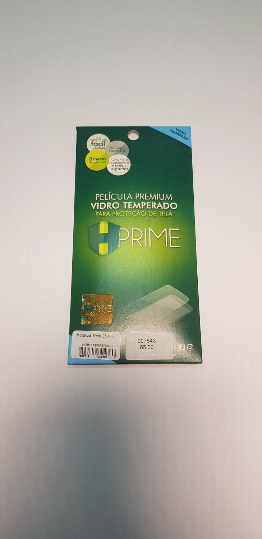 Película HPrime Motorola Moto e5 Play Vidro Temperado