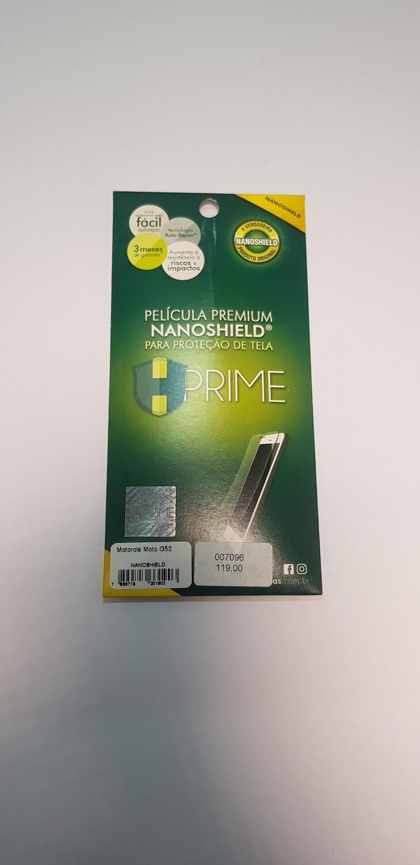 Película HPrime Motorola Moto g5s NanoShield