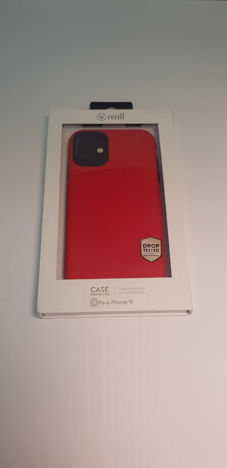 Capa iWill Strong Duall iPhone 11