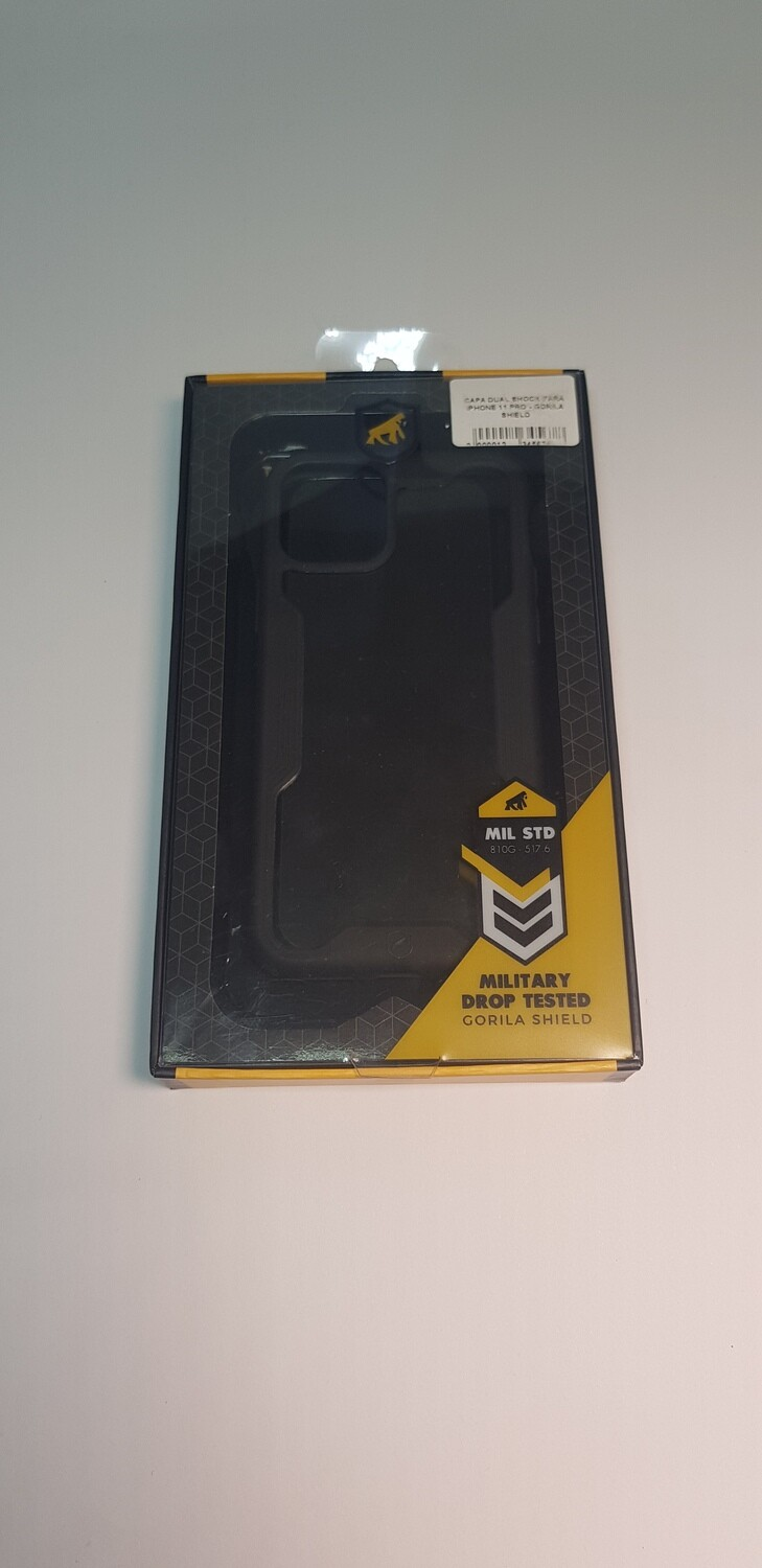 Capa Gorila Shield Dual Shock iPhone 11 Pro