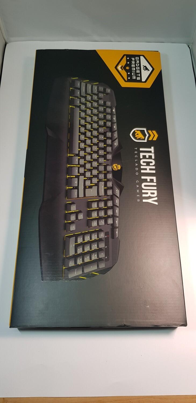 Teclado Tech Fury - Gorila Shield