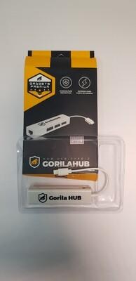 Adaptador para Macbook e Notebook HUB USB / TYPE C - Gorila Shield