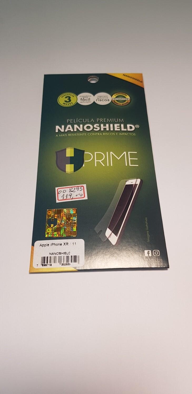 Película HPrime iPhone XR/11 NanoShield