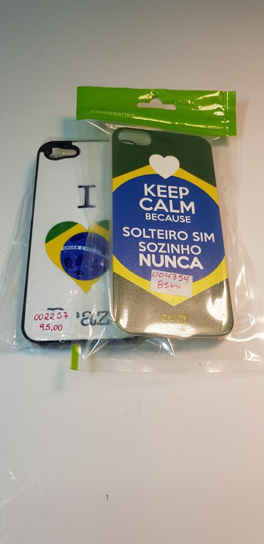 Capa Brasil iPhone 5/5s