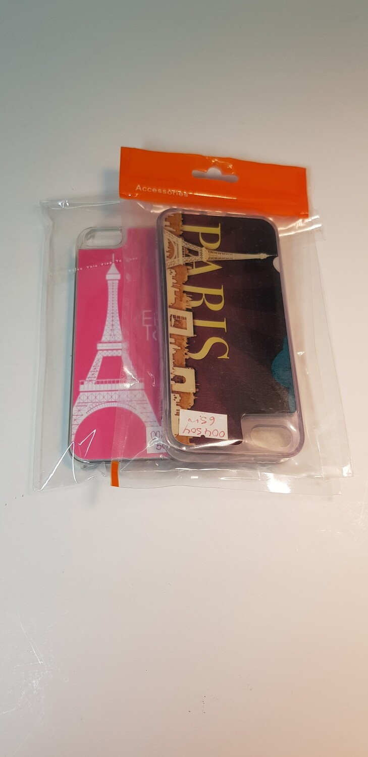 Capa Paris iPhone 5/5s