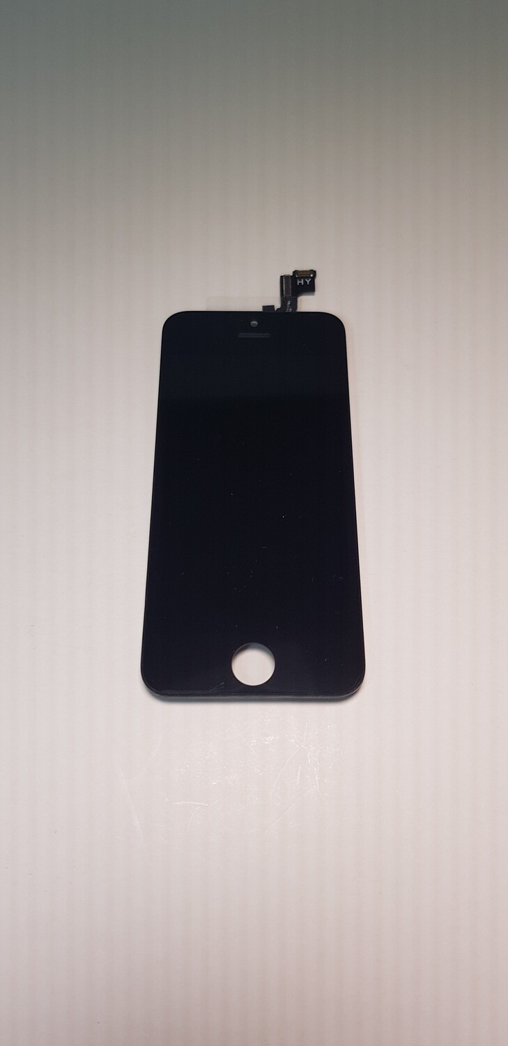 Tela LCD/Touch iPhone 5s/5SE Preto