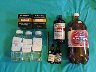 2020 Antiviral Kit Large