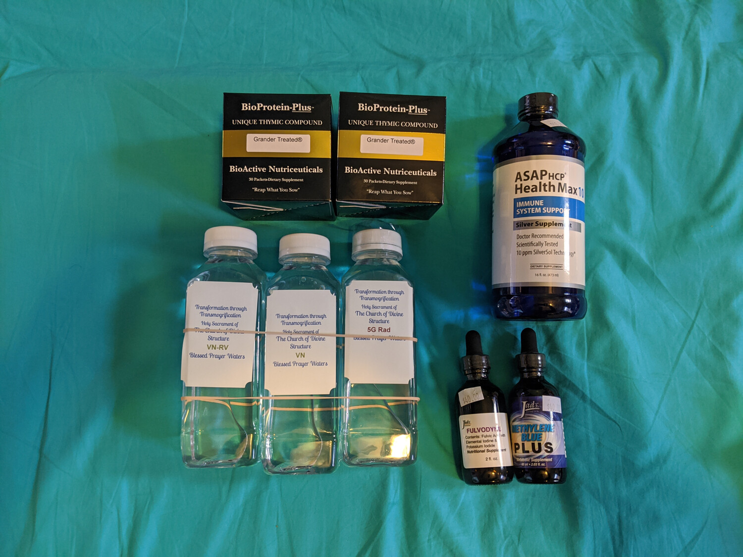 2020 Antiviral Kit Medium