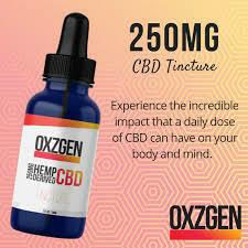250 mg CBD Tincture